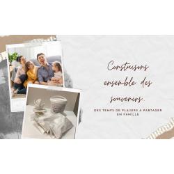 Kit Empreintes Moulage Famille